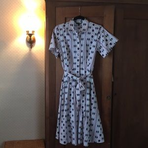 NWT Brooks Brothers cotton dress